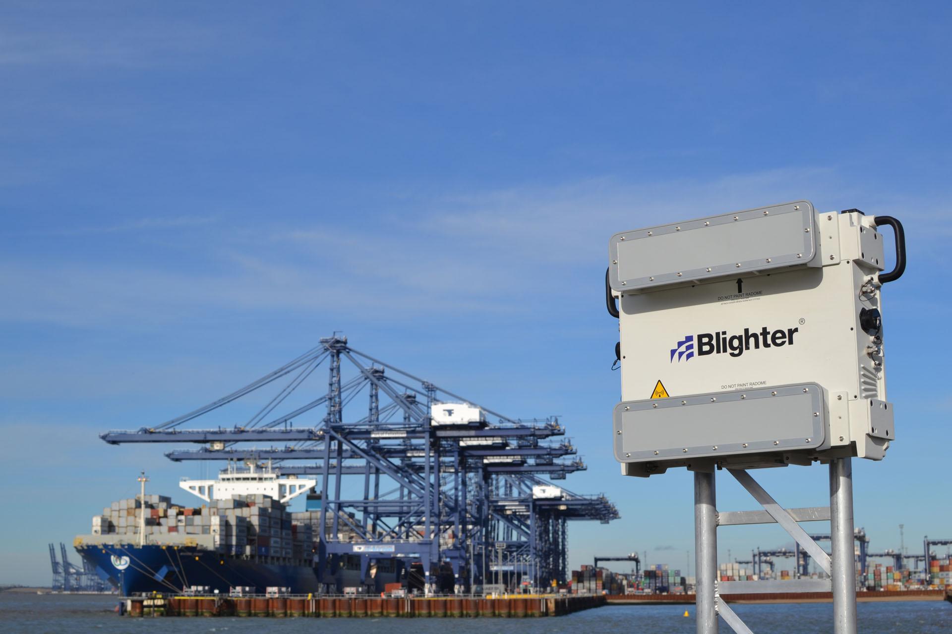 Blighter 39 s solid state doppler coastal security radar for Coastal burglar alarm