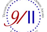 911 Transportation Security Enterprise Award Logo
