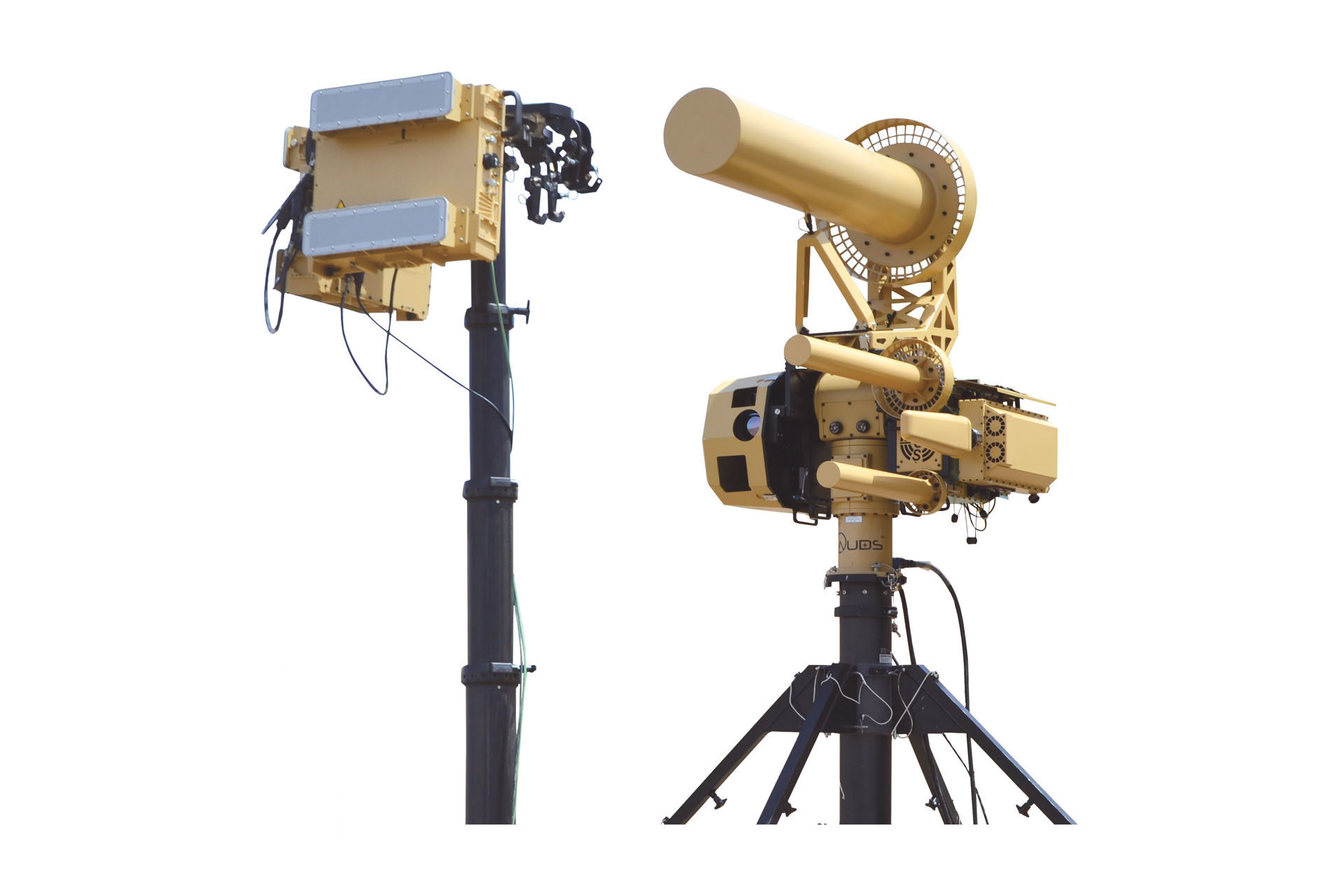 AUDS Anti-UAV Defence System