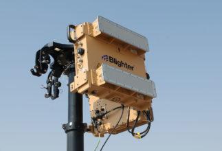 Blighter A400 Series Counter-UAV Radar