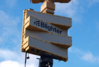 Blighter B202 MK 2 Radar with Liteye Aquila Camera for VIP Protection