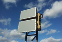Blighter B400 Series Radar with N5S Antennas