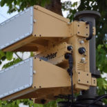Blighter B402-HP Ground Surveillance Radar with M10S Antennas (Light Stone)