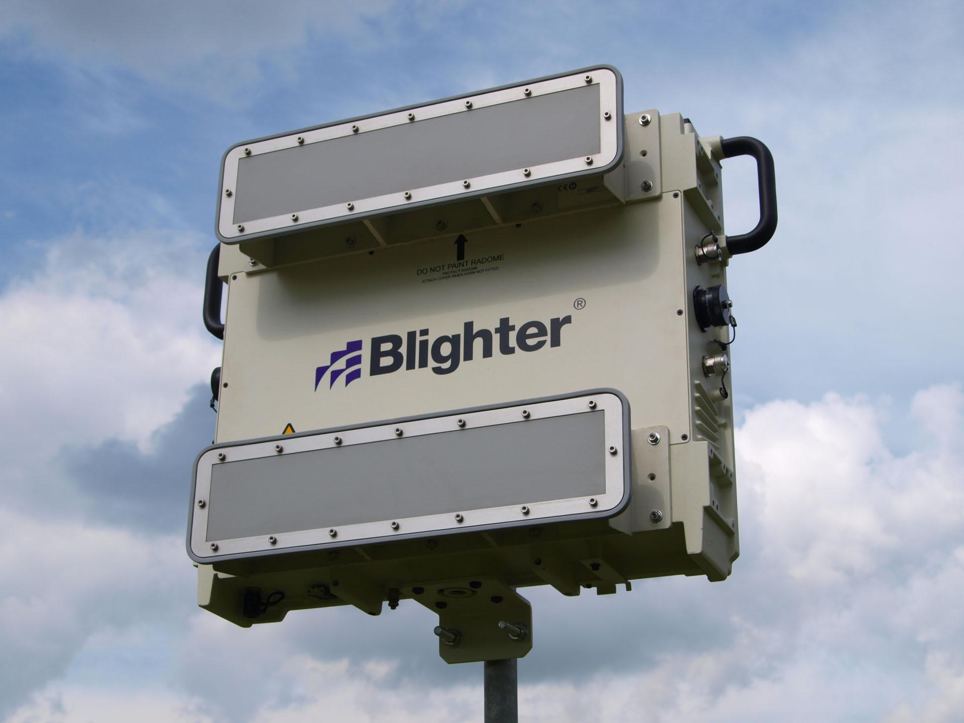 Siemens Selects Blighter B400 Radars For Perimeter
