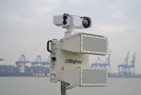 Blighter C400 Series Coastal Security Radar with Liteye Aquila Camera System