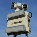 Blighter C402-SP Coastal Security Radar with W20S Antennas and Camera (Grey White)
