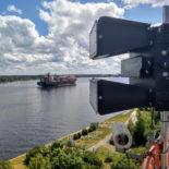 Blighter C422-HP Coastal Security Radar with M10S Antennas (Green)