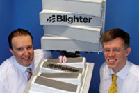 Blighter Celebrates 10th Anniversary at DSEI