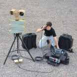 Blighter Explorer Portable Radar and Camera System with Monocle Tactical Viewers