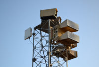 Blighter Guardian Blighter B400 Series Radar and Camera for Military or Airbase and FOB Protection