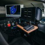 Blighter Orbiter Ground Surveillance Radar on Dat-Con Toyota Land Cruiser Vehicle 4