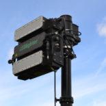 Blighter Orbiter Radar on Mast - Side View 2