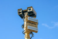 Blighter Revolution 360 Ground Surveillance Radar on Vehicle Mast With Long Range Camera System