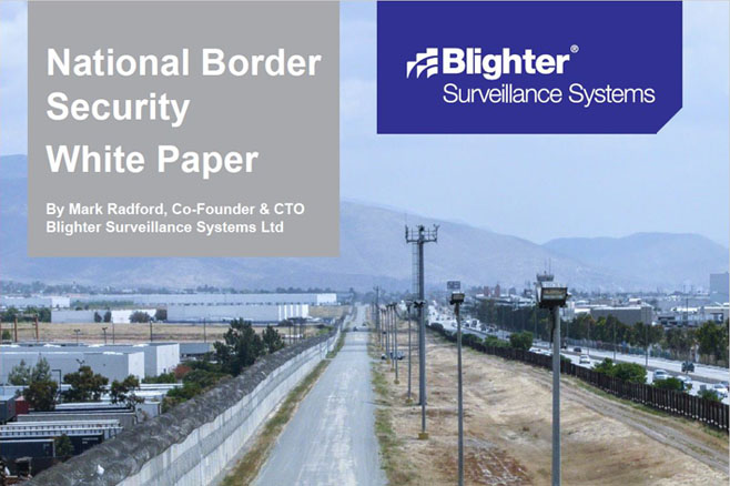 Border Security White Paper