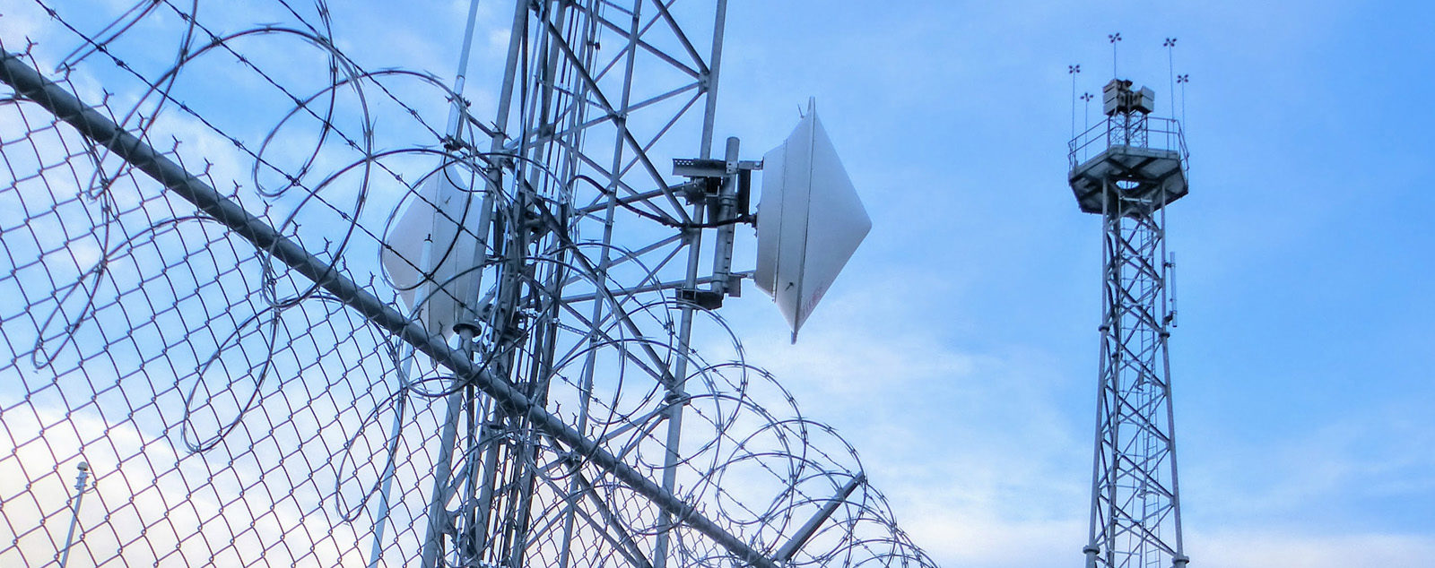 Integrated Surveillance Tower (Hero Image)