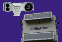 Liteye Aquila Camera and Blighter B402 Radar