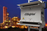 New Lower Cost Blighter B400 Series Radar at Petrochemical Plant