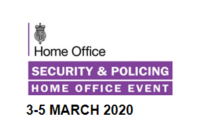 Security and Policing 2020 Logo